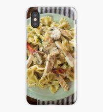 Bowtie Chicken Alfredo iPhone Case/Skin