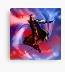 Thief  Canvas Print