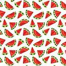 Watermelon pattern by ekvikoncey