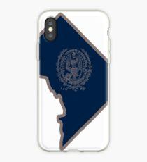 Georgetown University in Washington DC iPhone Case