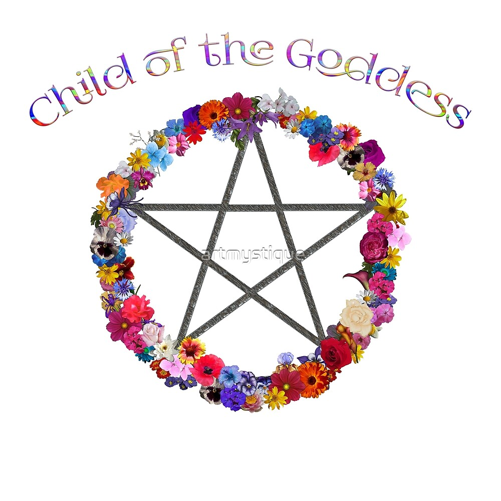 Child of the Goddess by artmystique