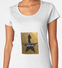 Star Wars Hamilton Mashup Women's Premium T-Shirt