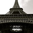 Eiffel Tower 7 by Dimple Dhabalia - Roots in the Clouds