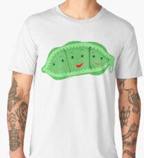 3 peas in a pod Men's Premium T-Shirt