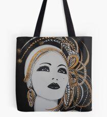 ART DECO GOLD BEAUTY Tote Bag