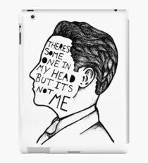 Brain Damage Pink Floyd iPad Case/Skin