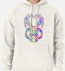 Rainbow Kelpies Pullover Hoodie