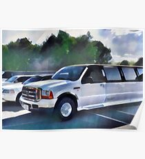 Stretch Limo Poster