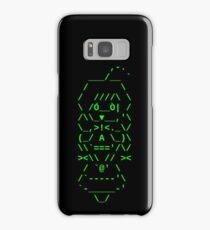 ASCII Me-tan Samsung Galaxy Case/Skin