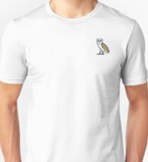OVO Owl Gold in Black T-Shirt