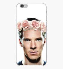 Benedict Flowerbatch iPhone Case
