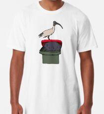 Bin Chicken Long T-Shirt