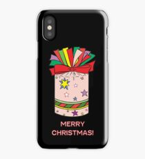 It's a surprise Christmas present! iPhone Case/Skin