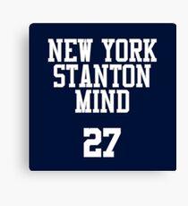 New York Stanton Mind Canvas Print