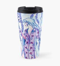 Lady & Last Unicorn Travel Mug