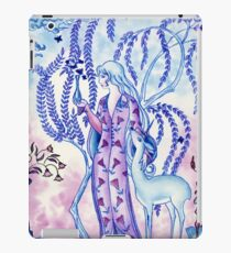 Lady & Last Unicorn iPad Case/Skin