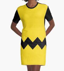 Charlie Brown Graphic T-Shirt Dress