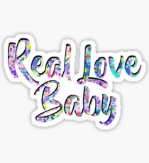 Real Love Baby Sticker