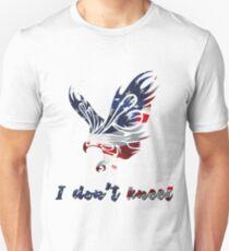 American's Patriotic Shirt - I don't kneel Unisex T-Shirt