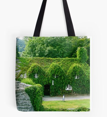 Llanrwst Tu-Hwnt-Ir-Bont Tote Bag