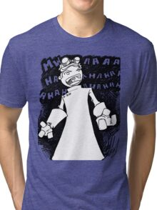 Doctor Horrible - Transparent Evil Laugh Tri-blend T-Shirt