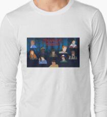 Stranger Things Strangest Friends Poster T-Shirt