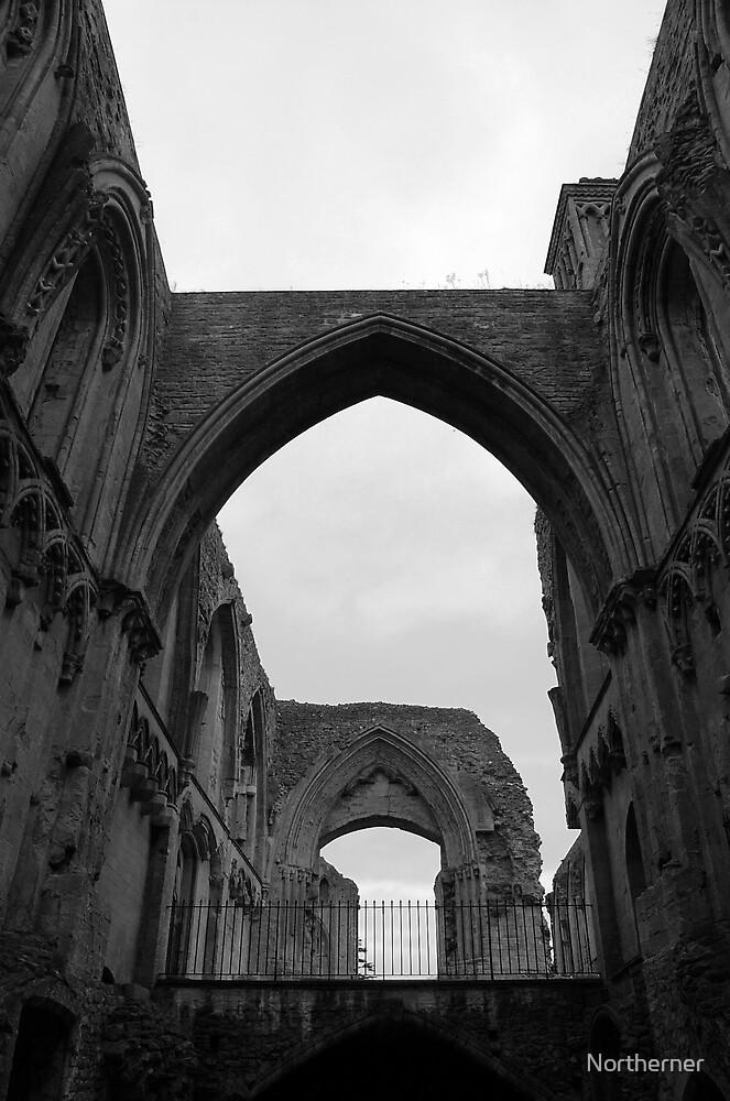 Glastonbury Abbey by Northerner
