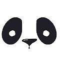 Panda Face by Sophersgreen