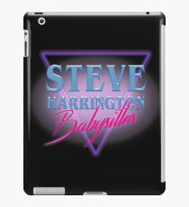 Steve Harrington Babysitter iPad Case/Skin
