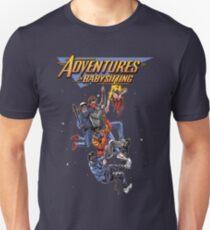 Steve's Adventure In Babysitting Unisex T-Shirt