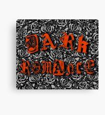 DARK ROMANCE - THEME Canvas Print