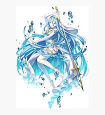 Azura - Fire Emblem Fates Photographic Print