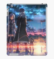 Team Sword Art Online  iPad Case/Skin