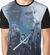 The Last Jedi  Graphic T-Shirt