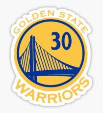Golden State Warriors Curry Sticker