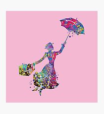 Mary Poppins Photographic Print