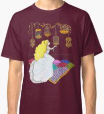 Green Finch and Linnet Bird Classic T-Shirt