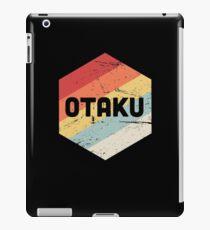 OTAKU - Retro Anime Icon iPad Case/Skin