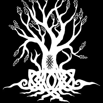Tree Of Life (Yggdrasil) by potty