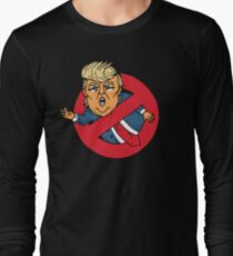 Ecto Trump  Long Sleeve T-Shirt