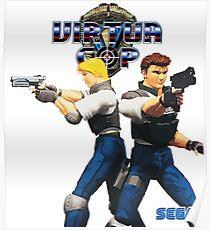 Virtua Cop  Poster