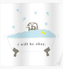 I will be okay Poster