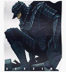 Berserk - Guts Berserker Armour Poster