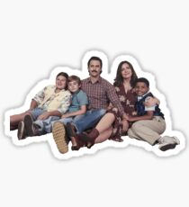 This Is Us Sticker