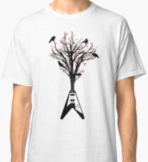 The guitar tree, heavy metal Classic T-Shirt