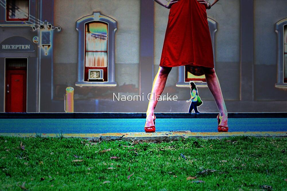 Mind Your Step by Naomi Clarke