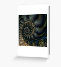 Thorn Roller Greeting Card