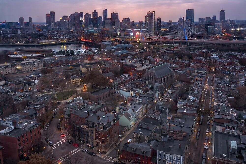 Charlestown in Boston, Massachusetts by mattmacpherson