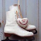 Christmas Skates by Nick Huggins