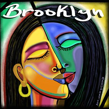 Brooklyn Gal by Masudcreations